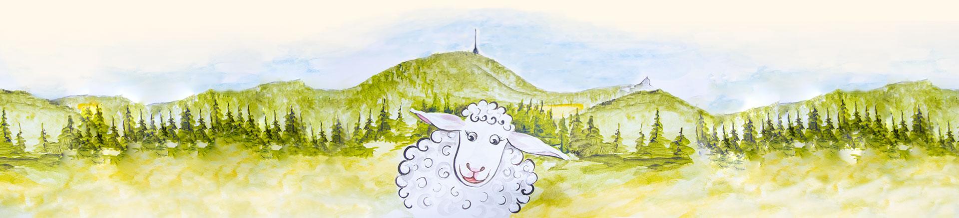 Schafmilch Ließ - Schafmilchprodukte regional aus Salzburg